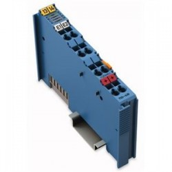 Wago - 750-435 - Wago 750-435 I/O Module, 1 Channel, Digital Input, NAMUR, Ex I, Cat. Ia