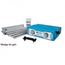 Roxtec - ARW0001201018 - Roxtec ARW0001201018 Wedge Kit, 120 mm, Galvanized Steel