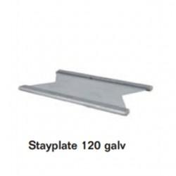 Roxtec - ASP0001200018 - Roxtec ASP0001200018 Stayplate, 120 mm, Galvanized Steel