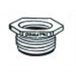Appleton Electric - CN-150I - Appleton CN-150I Chase Nipple, 1-1/2, Insulated, Material: Malleable Iron.