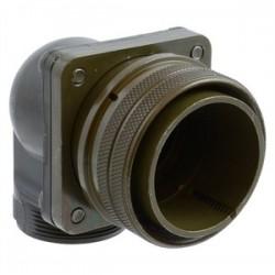 Amphenol - 97-3108A-28 - Amphenol 97-3108A-28 Circular Connector, 35P, Size 28, R/A Socket Plug