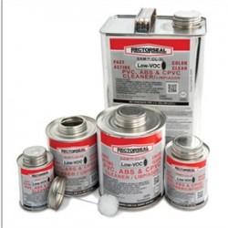 Rectorseal - 55934 - Rectorseal 55934 1 Qt. Sam CL-3L Low VOC Clear PVC ABS and CPVC Cleaner - 12 Pack