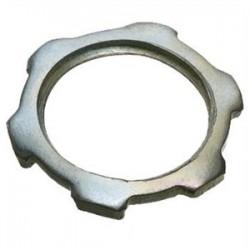 Appleton Electric - BL150 - Appleton BL150 Locknut, Type: Tiger Grip, Size: 1-1/2, Steel