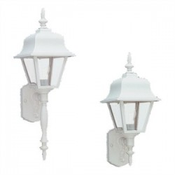 Sea Gull Lighting - 8765-15 - Sea Gull 8765-15 Outdoor Wall Lantern One Light