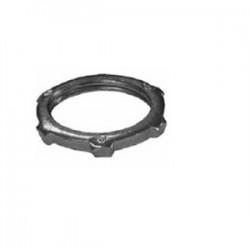 Appleton Electric - BL38 - Appleton BL38 Locknut, Type: Tiger Grip, Size: 3/8, Steel