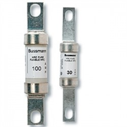 Cooper Bussmann - 100L14C - Eaton/Bussmann Series 100L14C Fuse, Misc. Type K Fuse, 100A, 600VAC, 200kA