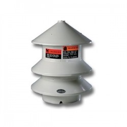 Federal Signal - 2-120 - Federal Signal 2-120 Omni-Directional Siren, 120V AC/DC, 102 Decibel at 100 Feet, Roof Mount