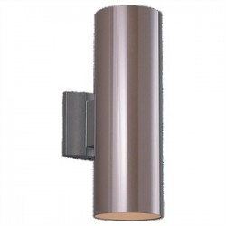 Sea Gull Lighting - 8340-10 - Sea Gull 8340-10 Outdoor Wall Two Light Bronze