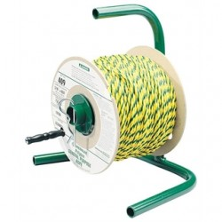 Greenlee / Textron - 414 - Greenlee 414 1130 lbs Poly Pro Pull Rope - Length: 1000ft