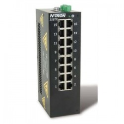 Red Lion Controls - 316TX - 316TX - N-Tron 16 port 10/100BaseTX, Industrial Ethernet Switch, DIN-Rail