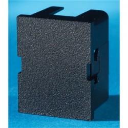 Ortronics - OR-42100002-00 - Ortronics OR-42100002-00 Blank Module, Plastic, Black