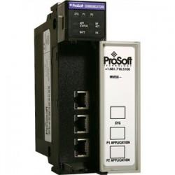 ProSoft Technology - MVI56-DFCM - Prosoft Technology MVI56-DFCM Communications Module, DF1, Half/Full Duplex, Master/Slave