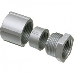 Arlington Industries - 201 - Arlington 201 3/4 3-piece Coupling