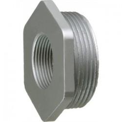 Arlington Industries - 1285 - Arlington 1285 Larger Reducing Bushing, 3 x 1-1/2, Die-Cast Zinc