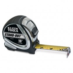 Klein Tools - 917-16 - Klein 917-16 16' Stand-Out, Double Sided, Pwr Tape