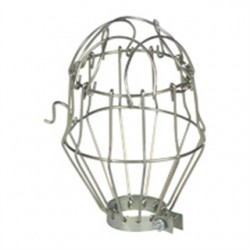 Cooper Wiring Devices - 469B-BOX - Arrow Hart 469B-BOX Lamp Guard, Wire Type, Metal, 1-1/2 Collar