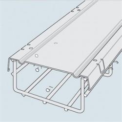 Cablofil - CVN100GC - Cablofil CVN100GC Cable Tray Cover, 4 x 3.3'
