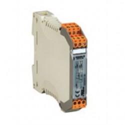 Weidmuller - 8581160000 - Weidmuller 8581160000 Communications Module, WAVESERIES, 17.5mm, 1 Input, 2 Output, 20mA