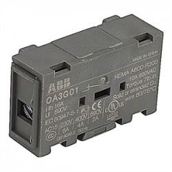 ABB - OA3G01 - ABB OA3G01 Auxiliary Contact, 1 N.C.