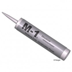 Harger - M1-10OZ-G - Harger Lightning & Grounding M1-10OZ-G STRUCTURAL SEALANT -