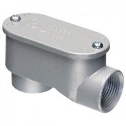 Arlington Industries - 921SLB - Arlington 921SLB Conduit Body, Type SLB, 3/4, Cover/Gasket, Aluminum