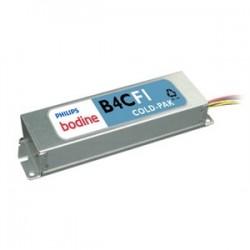 Philips - B4CF1 - Bodine B4CF1 Emergency Ballast, Compact Fluorescent, 1-Lamp, 120/277V