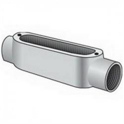 Emerson - C300A - OZ Gedney C300A Conduit Body, Type: C, Size: 3, Form 85, Aluminum