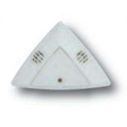 Eaton Electrical - ODC-U-1001 - Greengate ODC-U-1001 Occupancy Sensor, Ultrasonic, Designer Series, 180, One Way