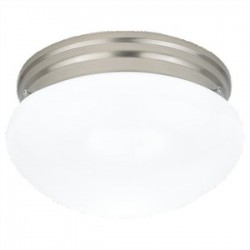 Sea Gull Lighting - 5328-962 - Sea Gull 5328-962 2l Ceiling Brushed Nickel