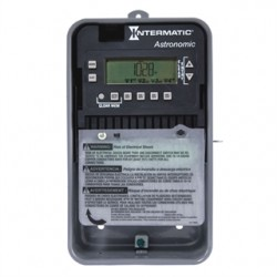 Intermatic - ET8415CR - Intermatic ET8415CR Astronomic Time Switch (Outdoor Rated), 7-Day