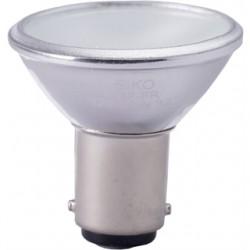 Eiko - GBD - Eiko GBD Halogen Lamp, 37mm, 20W, 12V, NSP6