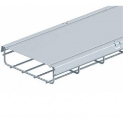 Cablofil - 629300 - Cablofil 629300 Ventilated Cable Tray Cover, Cablofil, CVN 300 PG
