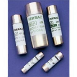 Mersen - 18055-G - Ferraz 18055-G Fuse, 690VAC, 63A 22 X 58 mm, Class G, Euro/IEC, 80kAIC