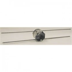 Hubbell - 280 - Hubbell-Raco 280 Hung Ceiling Box, 3-1/2 Deep, 1/2 3/4 Kos