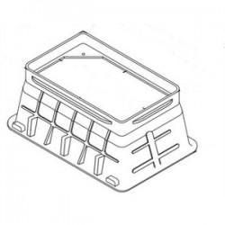 Oldcastle Precast - 02006095 - Oldcastle Precast 02006095 Box, Fl36 T 12