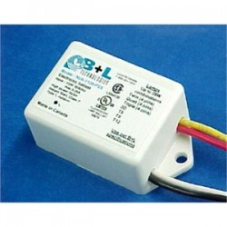 Candela - NU6-1128-PSX - Candela NU6-1128-PSX Electronic Ballast, Compact Fluorescent, 2-Lamp, 28W, 120V