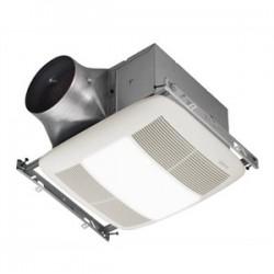 Broan-NuTone - XN80L - Nutone XN80L Ceiling Fan/Light, Fluorescent, 80 CFM