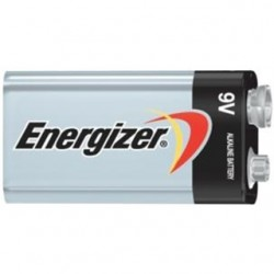 Energizer - 522 - Eveready 522 Battery, energizer, photo, 5 Yr, mtl Case, Limited Quantities Available