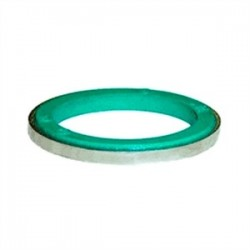 Bridgeport Fittings - SR-050 - Bridgeport Fittings SR-050 Sealing Ring, PVC Gasket With Steel Retainer, Size: 1/2