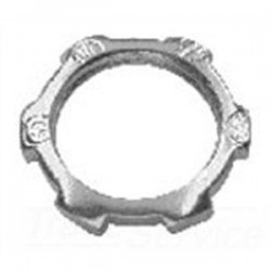 Eaton Electrical - 17 - Cooper Crouse-Hinds 17 Locknut, Size: 2 1/2, Material: Steel