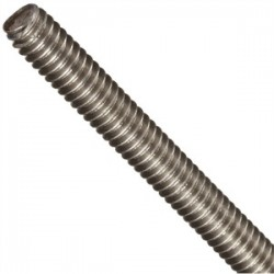Other - 038X144-SS - Multiple 038X144-SS 3/8 Stainless Steel Threaded Rod 12'