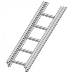 Eaton Electrical - 34A09-12-144 - Cooper B-Line 34A09-12-144 Cable Tray, Ladder Type, Aluminum, 9 Rung Spacing, 12 Wide, 12' Long