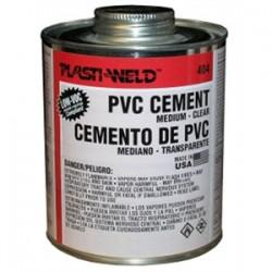 Bizline - Cement1gallv - Bizline Cement1gallv Pvc Cement, Low Voc, Clear, 1 Gallon