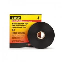 3M - 22-2X36YD - 3M 22-2x36YD Heavy Duty Vinyl Electric Tape, 2 x 36 Yards