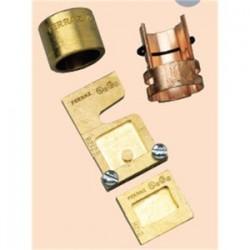 Mersen - 132 - Ferraz 132 100-30A FUSE REDUCER PR