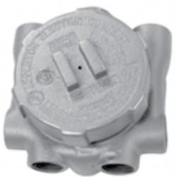 Appleton Electric - GRUO-2 - Appleton GRUO-2 Conduit Outlet Box, Type: GRUO, (6) 3/4 & (1) 1 Hubs
