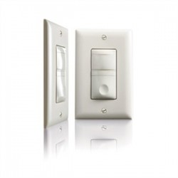 Watt Stopper / Legrand - CH-250-W - Wattstopper CH-250-W CH-250 PIR Multi-way Wall Switch Vacancy Sensor