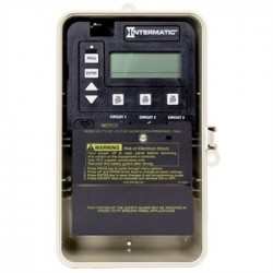 Intermatic - PE153P - Intermatic PE153P Int-mat Pe153p One P1353me In 9.375