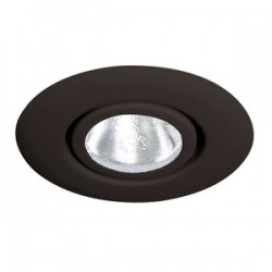 Acuity Brands Lighting - 10-BL - Juno Lighting 10-BL Gimbal Ring Trim, Flush, 4, Black, Limited Quantities Available