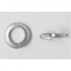 BizLine - 10LWSS - Bizline 10LWSS Split Lock Washer, # 10, Stainless Steel, 100/PK